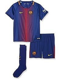 Nike Fcb Lk Nk Brt Chándal de Fútbol, Niños, Azul (Deep Royal Blue/University Gold), M