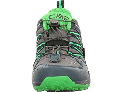 C. M. P.  3q47364-63ae,  Scarpe da camminata ed escursionismo ragazzo Antracite-Menta