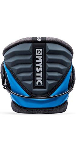 Mystic Watersports - Surf Kitesurf & Windsurfing Warrior V Mehrzweck-Hüftgurt Blau - Anatomische Rückenplatte