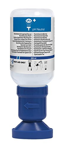 "First Aid Only P-44012 00 neutralisierende Augenspülflasche ""pH Neutral\"" 200 ml"