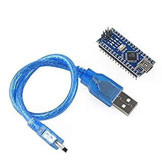 Fangfeen ATmega328P CH340G V3.0 Mini USB Module 5V 16M Micro Controller Driver Board Replacement for Arduino