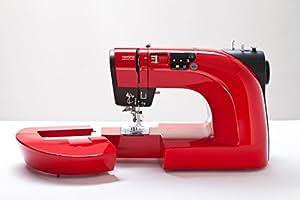 Toyota OEKAKI50 - Máquina de coser, color rojo de Toyota