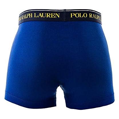 Polo Ralph Lauren Hombre Calzoncillos Paquete de 3 – Algodón, Azul