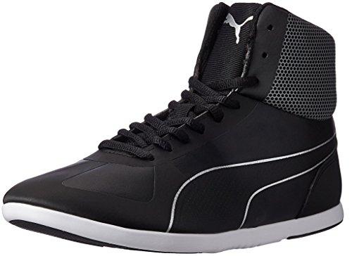 Puma Damen Modern Soleil Mid High-Top Schwarz (puma black-puma Black 01)