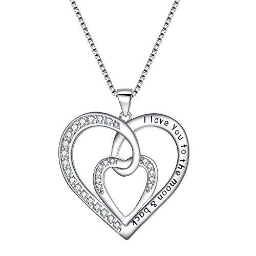 EVER FAITH 925 Sterling Silver CZ