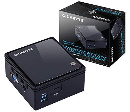 Linux Mint Edition Gigabyte Brix 3160 bis 2,24Ghz, 4GB RAM, 120GB SSD, LAN, WLAN - Pc Linux