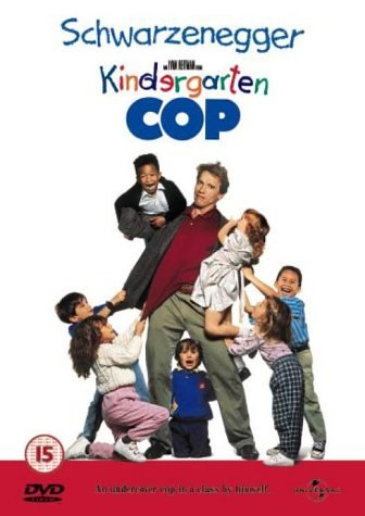 Kindergarten Cop [Import anglais]