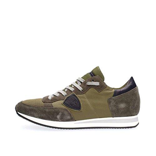 PHILIPPE MODEL PARIS TRLU 1105 Tropez Sneakers Homme