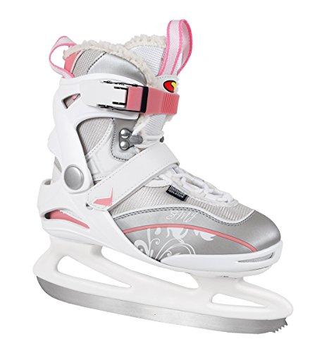 SMJ sport Damen Eiskunstlauf Schlittschuhe Lady Soft, Mehrfarbig, 41
