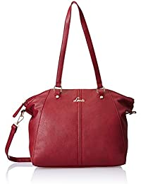 Lavie Multan Women's Satchel (Wine)