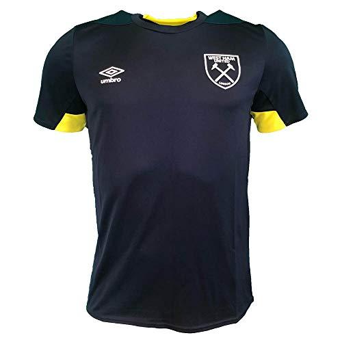 Umbro 2018-2019 West Ham Training Jersey (Peacot)