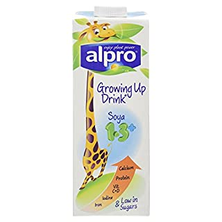 Alpro Soya Growing Up Drink 1-3+, 1L