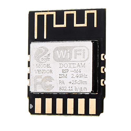 Man-hj Kamerazubehör LDTR-WG0264 ESP-M4 Wireless WiFi-Modul ESP8285 Übertragungssteuermodul für serielle Schnittstelle mit ESP8266 kompatibel - Transparente Übertragungsfirmware