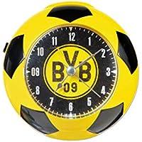 Borussia Dortmund BVB Wecker/Soundwecker / Sound-Wecker/Sound Wecker ** Fußballoptik **