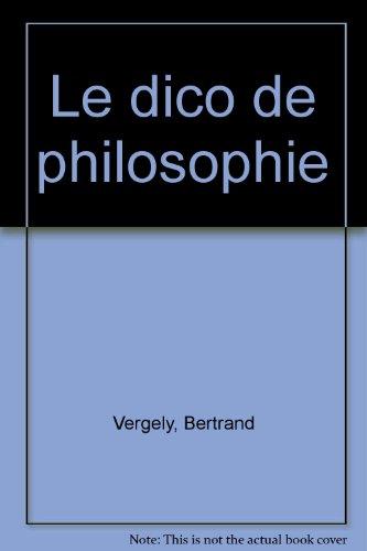 Le Dico de la Philosophie