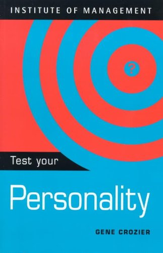 Test Your Personality (Test Yourself)