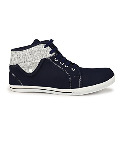 lzee s canvas blue boot shoes www goindiasale