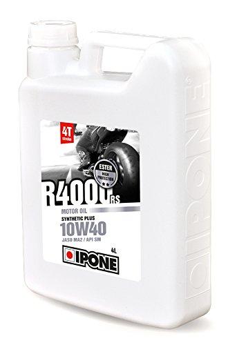 ipone-800030-huile-moteur-r4000-rs-4-temps-synthtique-plus-10w40