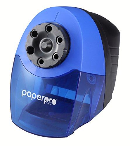 PaperPro EPS10HC-220V-EU elektrischer anspitzer, Ideal für die Schule verwenden, blau