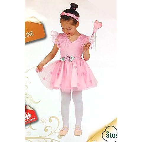 Jolly, Costume di carnevale Ballerina Taglia 2