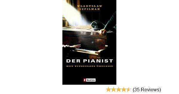 Der Pianist: Amazon.de: Wladyslaw Szpilman, Wladyslaw Spielmann ...