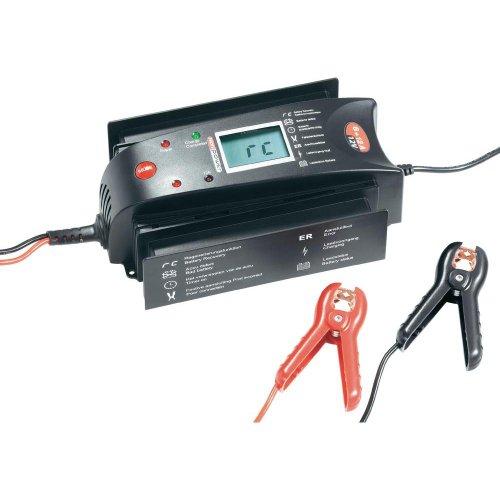 Profi Power Automatikladegerät Automatik-Ladegerät 6/12A12V LCD 6+12A 12 V 6 A, 12 A - 3