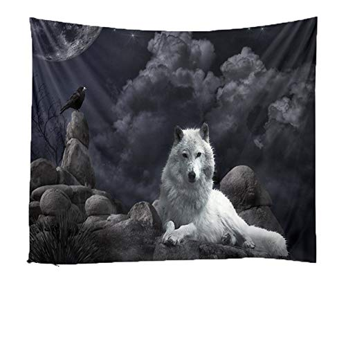 Preisvergleich Produktbild Zzyff Bequem Hintergrund-Stoff-Hang Cloth Bedside-Wandverkleidungs-Tapisserie-dekorativer Mode-einfacher Hintergrund-Stoff Schlafzimmer (Size : M)