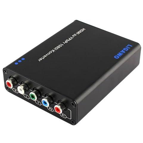 Ligawo ® HDMI zu YpbPr Component Konverter
