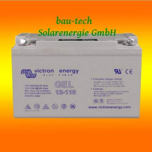 Batterie 110Ah 12V GEL Deep Cycle Victron Energy Photovoltaik Nautisch Camper