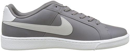 Nike Herren Court Royale Tennisschuhe Grau (Gunsmoke/vast Grey/gym Red/white)