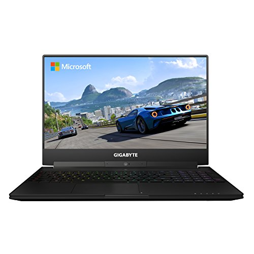 "GIGABYTE AERO 15-15.6"" FHD 144hz Notebook - (Black) (Intel Core i7-8750H, 16 GB RAM, 512 GB SSD, 6 GB NVIDIA GeForce GTX 1060 Graphics, Windows 10 PRO)"