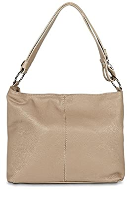 OH MY BAG SOLDES Sac porté épaule Cuir porté épaule et main femmes en véritable cuir fabriqué en Italie - modèle KUTA SOLDES