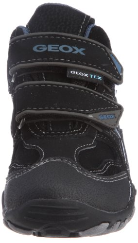 GEOX bambino Sneaker KENNY WPF Black/Blue B1381A 011CE C0035 Nero (Black-Blue)