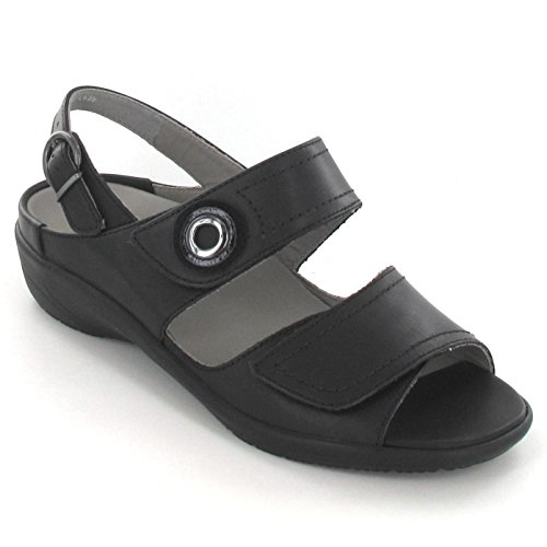 ara37570-01 - Sandaletto Donna Nero (nero)