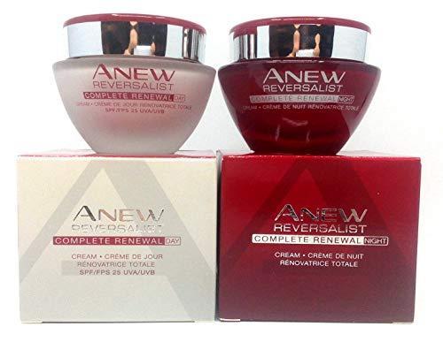 Avon Anew Reversalist Kompletterneuerung: Tagescreme + Nachtcreme im Set