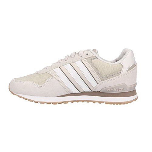 official photos 3df90 459d3 ... 10k Brown Scarpe S16 One grey Da Adidas F17 White light crystal Uomo  Grigio Ginnastica ...