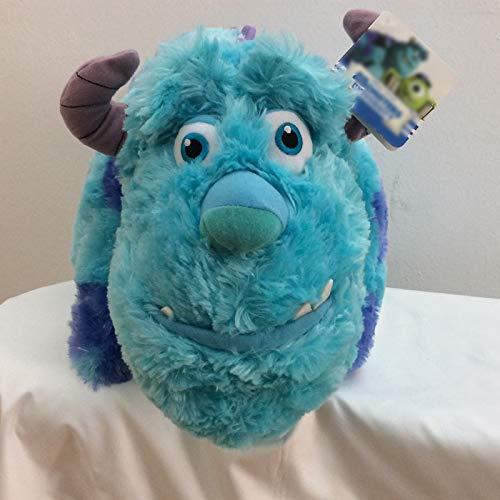 lzpoyaya Monster plüsch Faltbare Kissen Spielzeug, Sullivan Monsters University weiche Kissen Puppe, für Geburtstagsgeschenk 65 cm * 50 cm (Monster University Spielzeug)