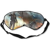 Herren Damen und Kinder Essential Silky Ultimate Sleep Lightweight Soft Mask Adjustable Fantasy Warrior Augenschutz... preisvergleich bei billige-tabletten.eu