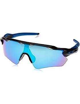 Oakley 920820, Gafas de Sol para Hombre, Polished Black, 1