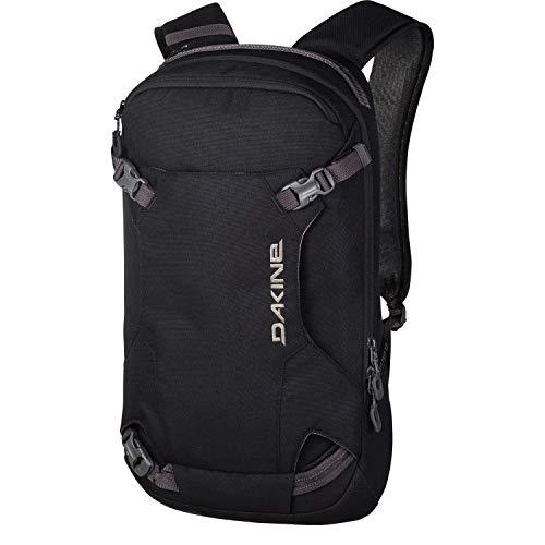 Dakine Erwachsene Heli Pack 12L Packs&Bags, Black, One Size