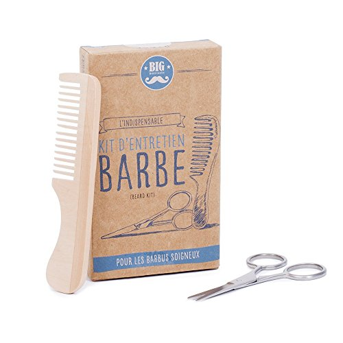 Kit Pflege Bart