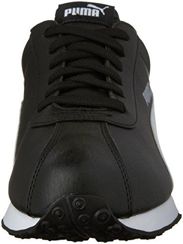 Puma, Sneaker uomo Black/White