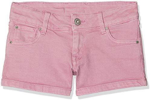 Pepe jeans tail pantaloncini da bagno, rosso (washed berry 200), 13-14 anni (taglia produttore: 14) bambina
