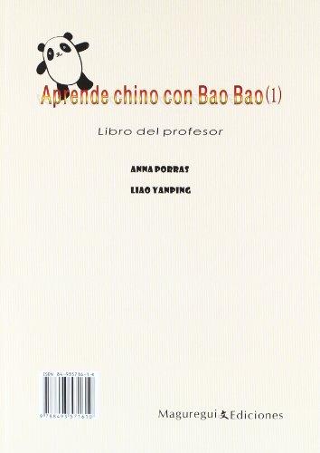 Aprende chino con bao bao 1 - guia por Anna Porras