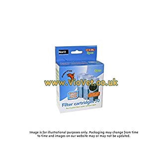 Superfish Crystal Clear Cartridges - Aqua Flow 50 - Cartridge - Pack of 3