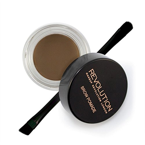 MAKEUP REVOLUTION Brow Pomade Medium Brown, 3 g