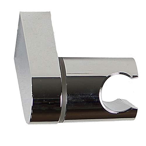 Brausehalterung pared soporte alcachofa ducha PVC