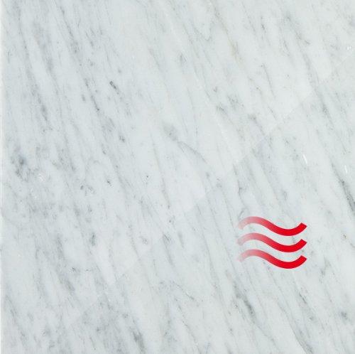 Granotech® Marmor-Infrarotheizung / 800 Watt Carrara Komplettpaket - 2