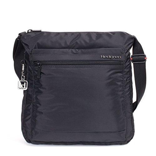 hedgren-fanzine-sac-bandoulire-noir