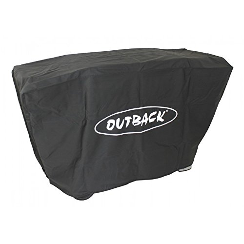 Outback 4112 COV3 Modern Classic & Spectrum 3 Burner Flatbed BBQ Cover